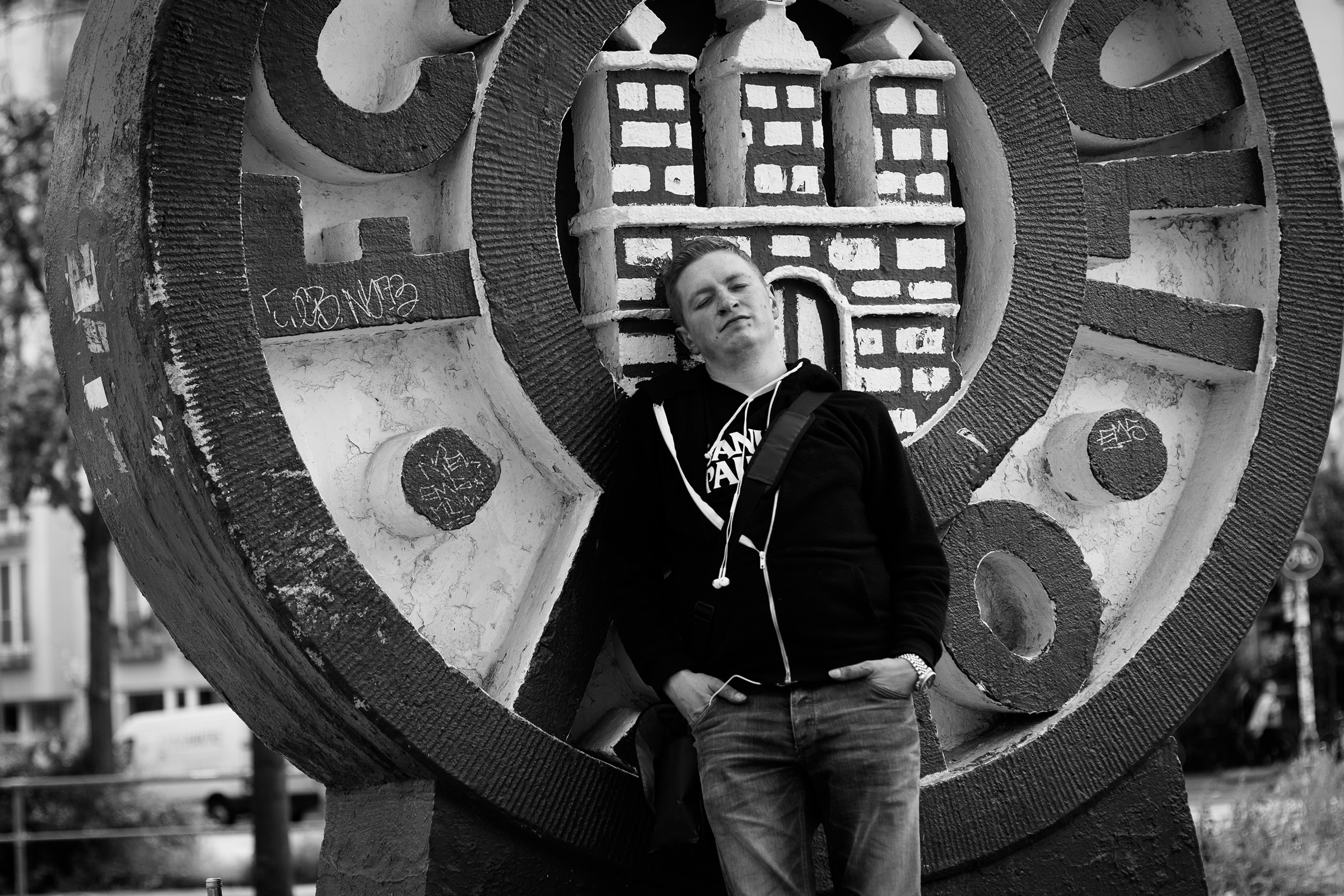 man, male, self, selfpic, selfportrait, hamburg,songquotes © André Schunert